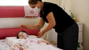 SMA hastası Arifenin annesi: Umudumuzu öldürmesinler