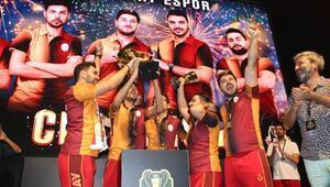 Zula International Cupun sahibi olan Galatasaray Espor 35 bin dolar kazandı