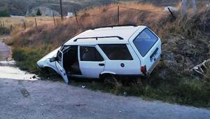 Çubukta trafik kazası: 3 yaralı
