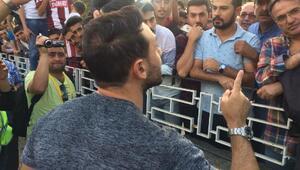 Tokatta maç sonrasında arbede, Ahmet Dursundan tepki