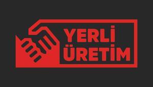 Yerli üretim logolu etiketler raflarda