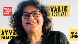 Ayvalıktan önce Kampüste: Başka Sinema direktörü Azize Tan