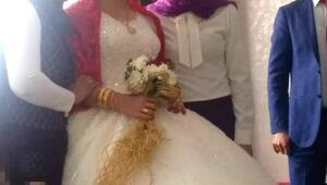 14 yaşındaki kız çocuğu, evlendirilmekten son anda kurtarıldı