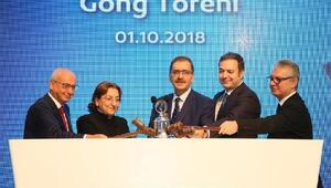 Dünya Yatırımcı Haftası Borsa İstanbul'da Gong Töreniyle başladı