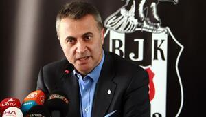 Fikret Orman: Beşiktaşa hizmet etmekten vazgeçmeyeceğiz