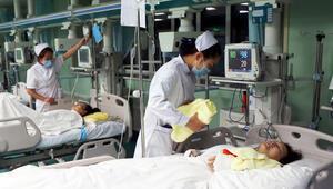 Çinde bir ayda bulaşıcı hastalıklardan bin 983 kişi öldü