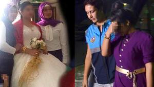 Son anda kurtarılan çocuk gelin düğünü inkar edince polis bunu yaptı
