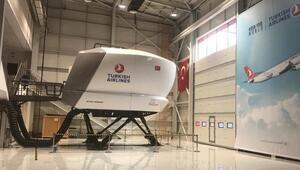 Havelsan Airbus A320 simülatörü yapıyor