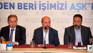 Selçuklu Belediye Başkanı: Türkiye, dünyada güçlü bir lider