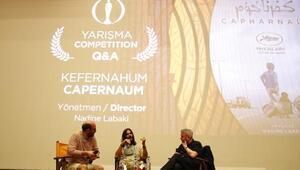 Rol alan mültecilerin hayatını değiştiren film, Antalyada
