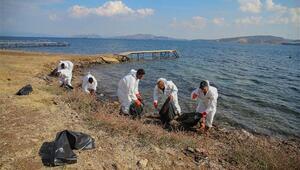 İzmirde yeni gelişme Tamamen temizlendi