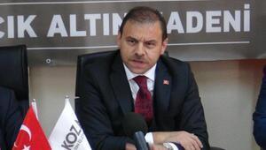 TMSF Başkanı Gülal, Koza Altın Madeni ve İpek Çiftliğini gezdi