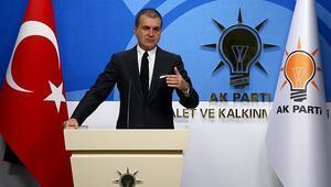 AK Parti Sözcüsü Çelik af sorusuna bu cevabı verdi