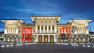 Akademik yıl açılışı Beştepe'de
