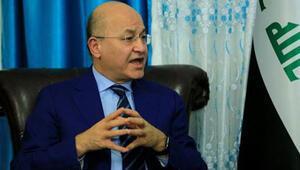 Son dakika... Irakın yeni Cumhurbaşkanı Berham Salih