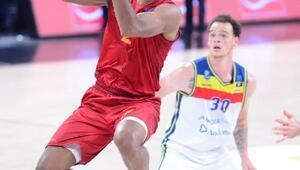 Galatasaray - MoraBanc Andorra: 84-73