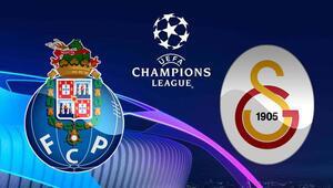 Porto Galatasaray maçı nefesler tutuldu... Galatasaray maçı hangi kanalda saat kaçta canlı olarak yayınlanacak İşte ilk 11ler