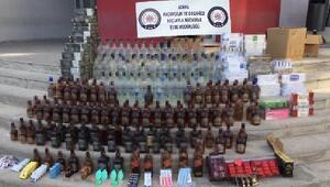 Adanada Duman-6 operasyonu: 10 gözaltı