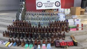 Adana'da 'Duman-6' operasyonu: 10 gözaltı