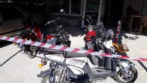 7 motosiklet, 2 bisiklet hırsızlığı şüphelisi tutuklandı