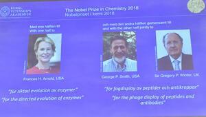 Son dakika: Nobel Kimya ödülü sahibini buldu