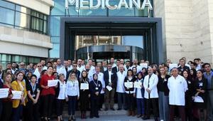 Öldürülen doktor için Sivas ve Tokatta tepki açıklaması
