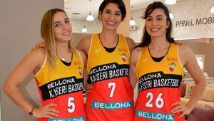 Kayseri Basketbol'un yeni sponsoru belli oldu