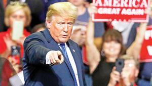 Trump'a bu kez vergi suçlaması
