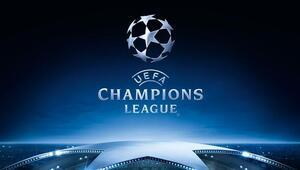 UEFA Şampiyonlar Liginde günün maçları tamamlandı