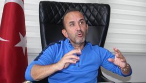 Mehmet Özdilek: Devre arasına kadar kalan 10 maçın hepsine talibiz