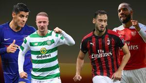 Milan, Chelsea, Arsenal, Celtic... Avrupa Ligine iddaa tüyoları