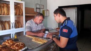 Mut'ta ekmek zammı geri alındı