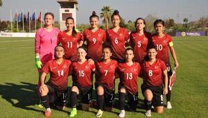 Türkiye, Azerbaycanı 2-0 mağlup etti