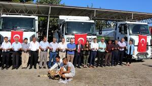 Cevdetiye Belediyesi, araç filosunu güçlendirdi
