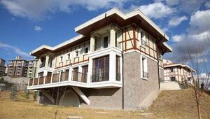 TOKİnin Kuzey Ankara projesindeki villalar satışa çıkıyor