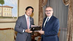 Vali Karaloğlu: Japonya uzak doğudaki yakın dostumuz