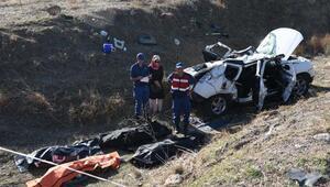 Antalyadaki kazada aynı aileden 4 kişi öldü (2) - Yeniden