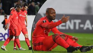 Kartal, İsveçte buz kesti Malmö 2-0 Beşiktaş