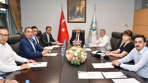 2. Adana Lezzet Festivali yürütme kurulu toplantısı gerçekleştirildi