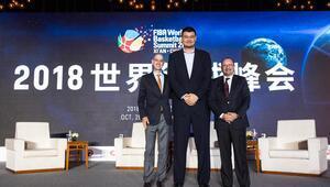 Basketbolun liderleri FIBA Dünya Basketbol Zirvesi'nde bir araya geldi