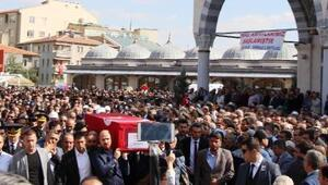 Kırıkkale şehidi Yahya Şen, gözyaşları ile uğurlandı