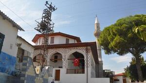 Restore edilen Dedeköy Cihanoğulları Camii hizmete açıldı