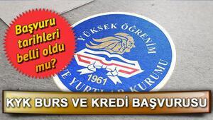 KYK burs ve kredi başvurusu ne zaman başlayacak Cumhurbaşkanı Erdoğandan burs miktarı açıklaması
