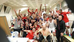 Gençlerbirliği, Süper Lige kenetlendi 8de 8...