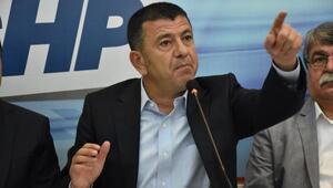 CHPli Ağbaba: Kamuoyunun tepkisi üzerine ABDli firma ile sözleşme bitti