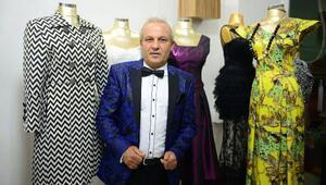 Ünlülerin kostümcüsü Adanalı modacı, kendi markasını oluşturacak