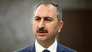 Adalet Bakanı Abdulhamit Gül: Konuyu HSK inceliyor