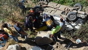 Kayseride 2 kaza: 3 ölü, 4 yaralı