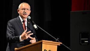 CHP Genel Başkanı Kılıçdaroğlu: Eğitimin sorunlarını çözmek istiyoruz