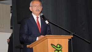 Kılıçdaroğluna şehit evi ziyaretinde protesto (2)